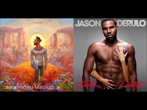 Trumpets Go Low - Jon Bellion vs. Jason Derulo (Mashup)