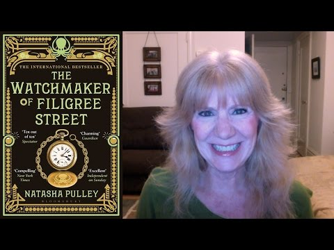 REVIEW:The Watchmaker of Filigree Street