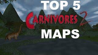 TOP 5 CARNIVORES 2 MAPS – Carnivores 2