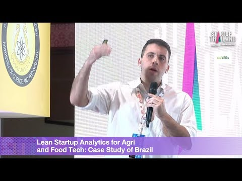 Lean Startup Analytics for Agri and Food Tech: Case Study of Brazil