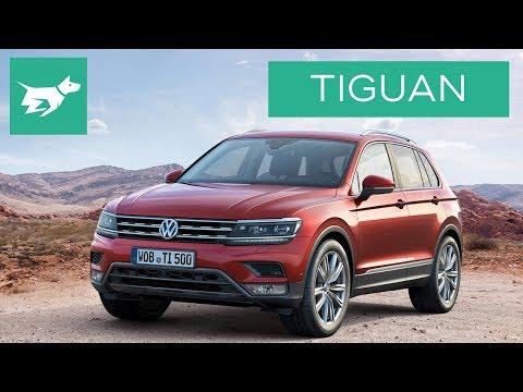 2017 Volkswagen Tiguan Review: Comfortline Diesel