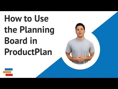 Prioritize Your Roadmap with the Planning Board in ProductPlan