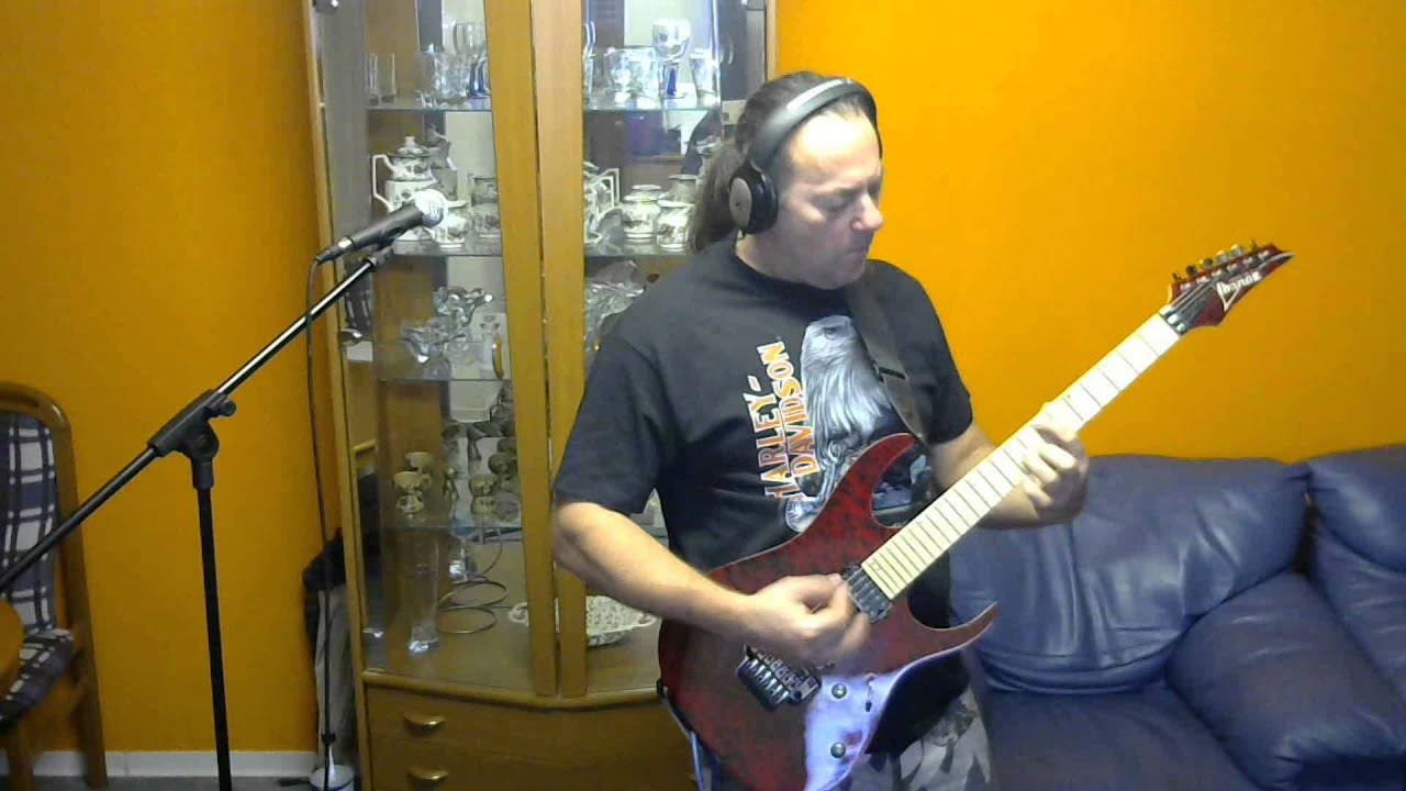 line 6 pod hd 500x ibanez rg acid jazz funk by lueser youtube