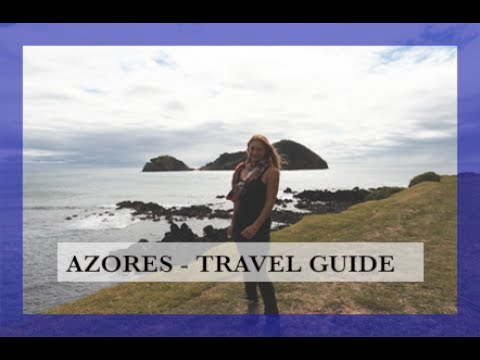 Exploring the Island of Sao Miguel Azores - Portugal
