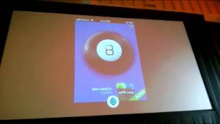 Nuance demo at VentureBeat Mobile Summit