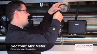 Waikato Milking Systems Milk Meter Technical