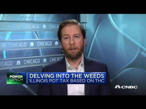 Recreational pot now legal in Illinois—What it means for cannabis sector