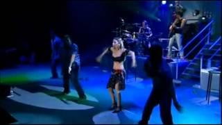 Jeanette Biedermann - Stop & My Guy (Bremen 24.05.2002)