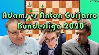 Current Events: Adams vs Anton Guijarro Bundesliga (2020)