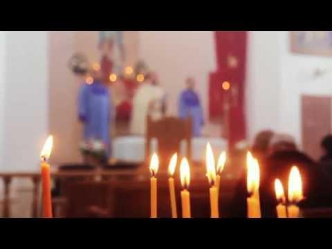 Рождество в Николаевской армянской церкви Сурб Геворг