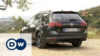 سيارة فولكسفاغن Golf GTD Kombi | عالم السرعة