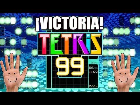 ¡VICTORIA! | TETRIS BATTLE ROYALE (TETRIS 99)