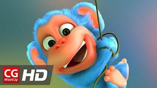 "CGI Animated Short Film ""Monkaa"" by Weybec | Blender | CGMeetup"