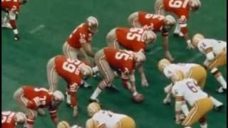 1965 to 1971 22 NFL Playoff games high lights created by Dave Volsky