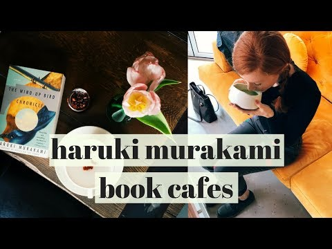 Haruki Murakami Fan's Guide to Seoul Book Cafes