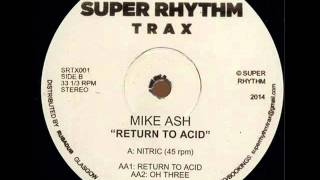 Mike Ash - Oh Three