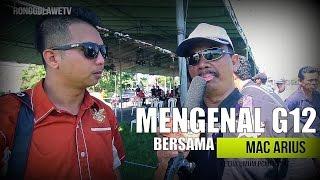 DUNIA HOBI : Mengenal Gantangan Pleci G12 Bersama Mac Arius Di KOPDARNAS 3 PCMI Tabanan Bali