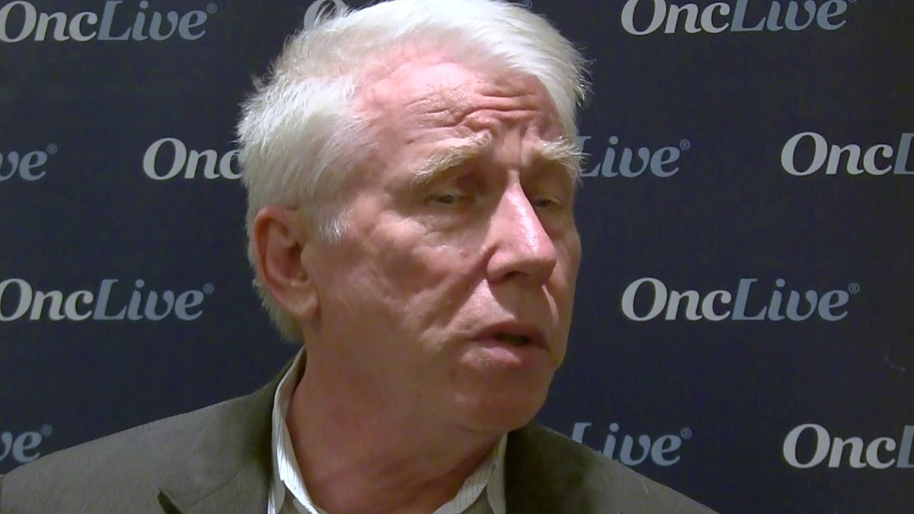 Dr Dottino On Molecular Detection Of Recurrent Ovarian Cancer Youtube