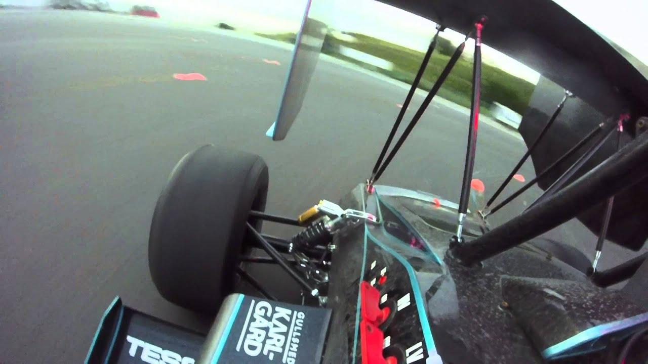Formula Student Electric Autocross Test 2015 Revolve
