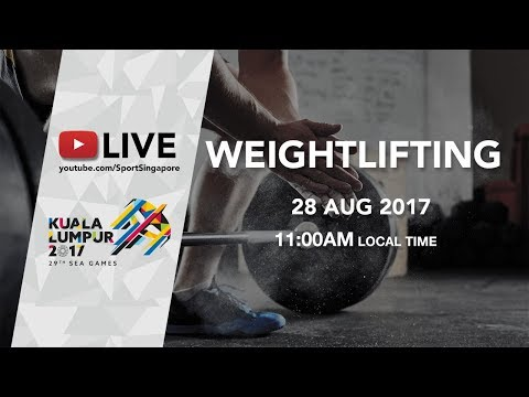 Men's Weightlifting 56kg final | 29th SEA Games 2017