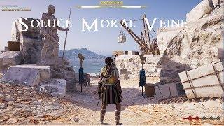 Assassin's Creed Odyssey - Soluce Moral veiné à Mykonos