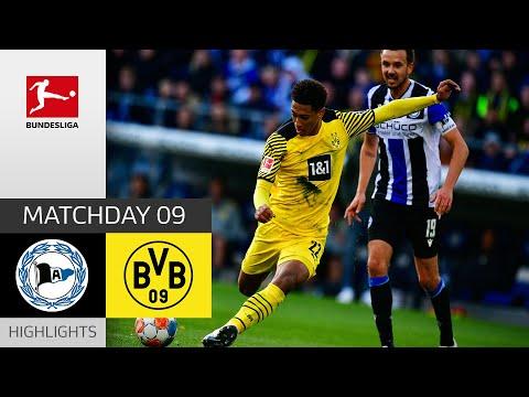 Arminia Bielefeld Borussia Dortmund Goals And Highlights