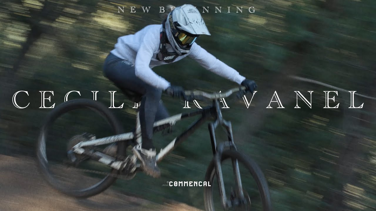 Cécile Ravanel - New Beginning  (English Subtitles)