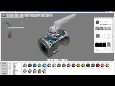 SimLab Composer : Basics of Real-time Rendering