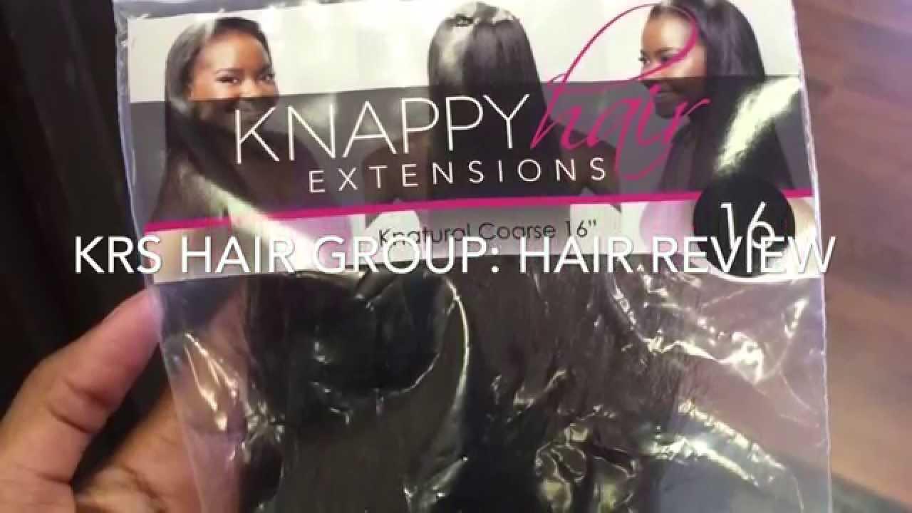 Hair review krs hair group knappy hair extensions knatural hair review krs hair group knappy hair extensions knatural coarse wefts youtube pmusecretfo Choice Image