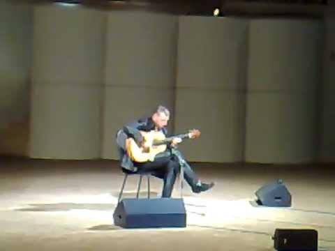 (GRANADOS) - LA MAJA DE GOYA - Flavio Sala, Guitar