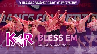 Best Hip Hop // BLESS EM - Cary Dance Productions