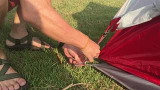 MSR Hubba Hubba NX 2 Person Tent二人帳