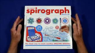 How To Use A Spirograph
