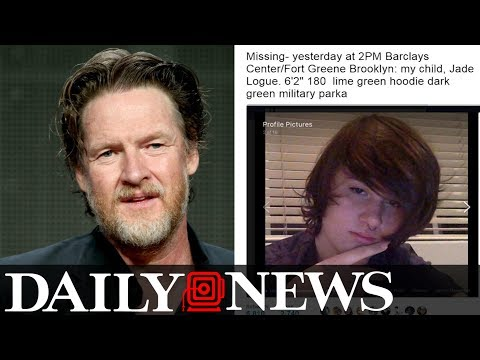 'Gotham' Star Donal Logue's 16 Year Old Child Is Missing