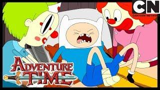Время приключений | Бумажный Пит | Cartoon Network