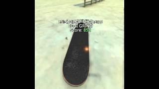 [True Skate] Triple impossible line