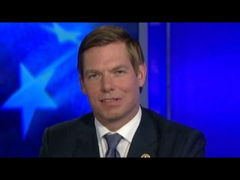 Swalwell: Trump can't deliver on message because of Russia