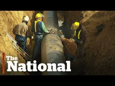 Energy East pipeline project scrapped by TransCanada