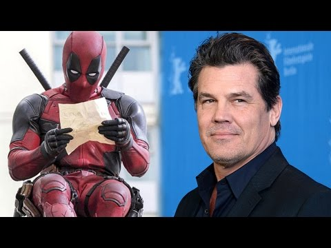 Ryan Reynolds Hilariously Reacts to Josh Brolin's Casting as Cable in Deadpool 2