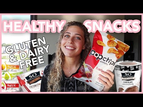 July 2019 Favorites! | Gluten Free, Dairy Free, Refined Sugar Free Snacks Edition