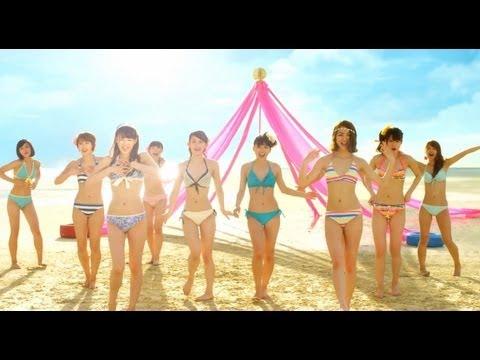 SUPER☆GiRLS / 常夏ハイタッチ(Short ver.)