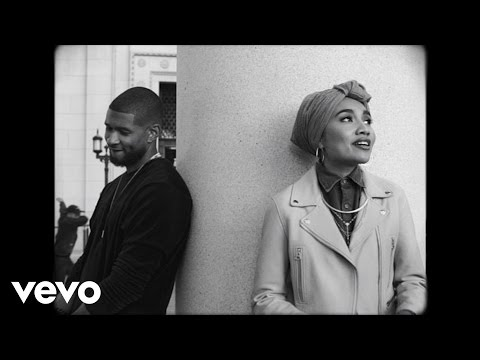 Yuna  Crush ft Usher