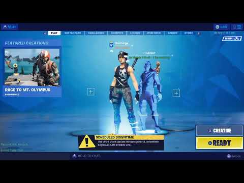 """""""aNd ThAtS HOw I MEt YoUr MoThEr""""   Fortnite Battle Royale"""