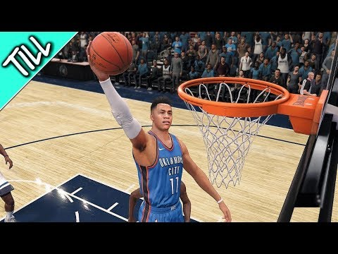 NBA Live 18 My Career - Ep.7 GIVEAWAY, 3pt Trait Unlocked, 91 Overall (Nba Live 18 The One)
