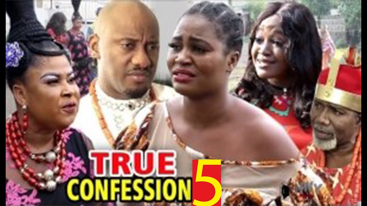 Download THE TRUE CONFESSION SEASON 5 - (New Movie) Yul Edochie 2020 Latest Nigerian Nollywood Movie Full HD