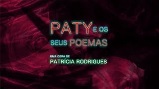 capa de Paty e os seus Poemas de Patricia Rodrigues