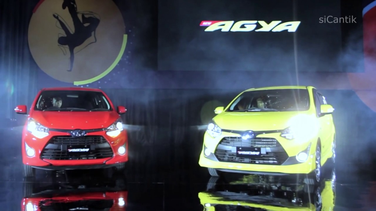 Terbaru 2017 1200cc New Toyota Agya YouTube