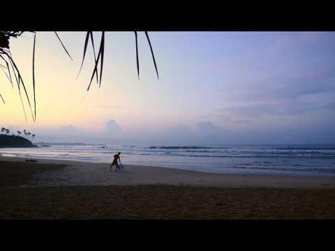 Morning in Sri Lanka - Sunset Baby