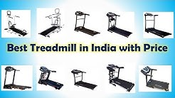 Best Treadmill in India with Price