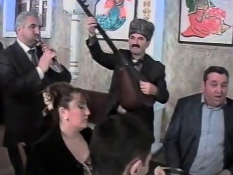 ISMAYIL ABASOV   dostu  Zahidin ad gunu 3